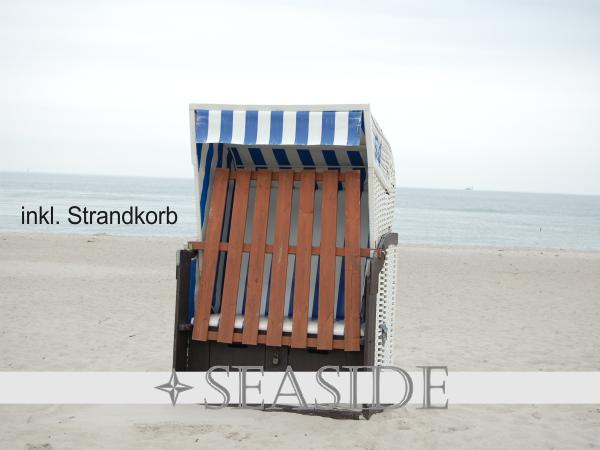 Strandkorb clipart  Ferienwohnung Seaside